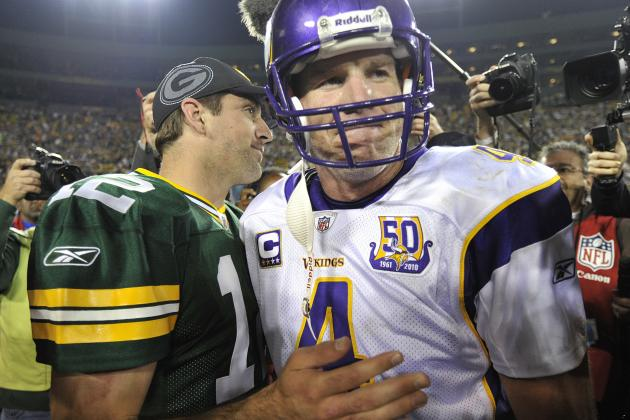Give Packers, Favre Time to Heal Rift