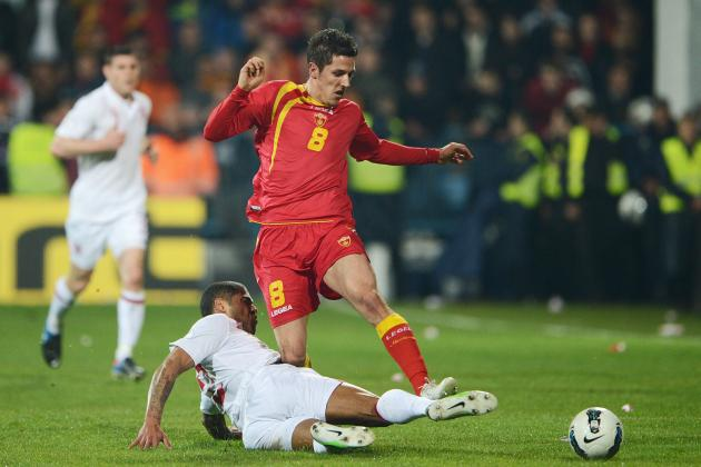 Arsenal Transfer Rumours: Why Signing Stefan Jovetic Should Be a Priority