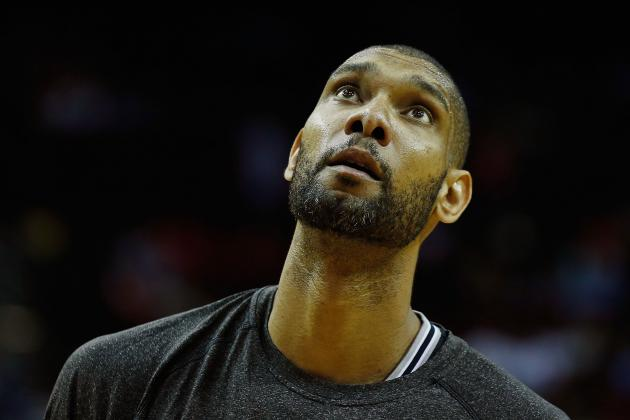 Tim Duncan Discovers the Cure for Aging