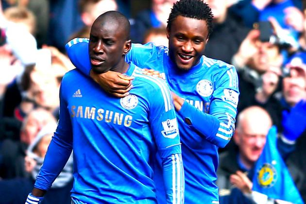 Chelsea: FA Cup Match Winner Demba Ba Shows No Big-Name Striker Transfer Needed