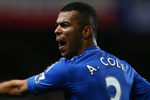 Chelsea Defender Ashley Cole Sidelined for Two Weeks