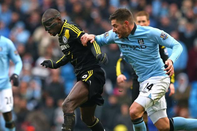 City to Face Chelsea in FA Cup Semi-Final