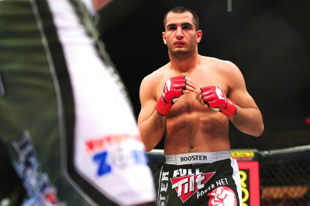 UFC on Fuel 9: The Career Timeline of Gegard Mousasi