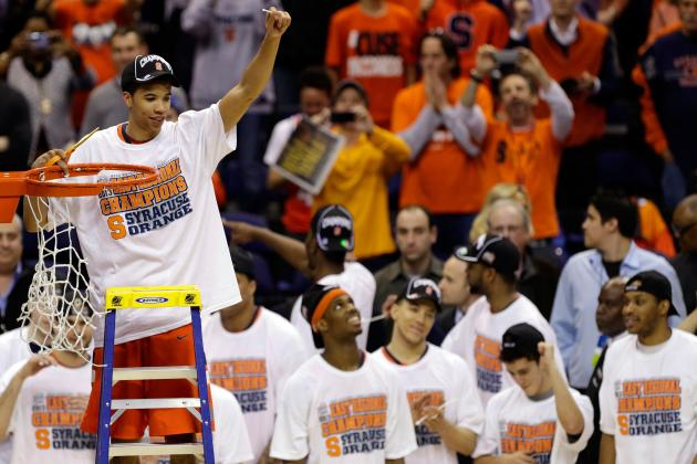 Syracuse Basketball: Versatility, Chemistry Key to Orange's 2013 Final Four Run