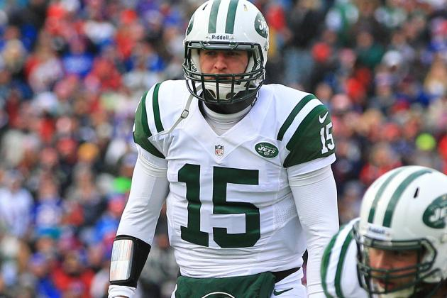 Tebow, Jets Remain in Holding Pattern