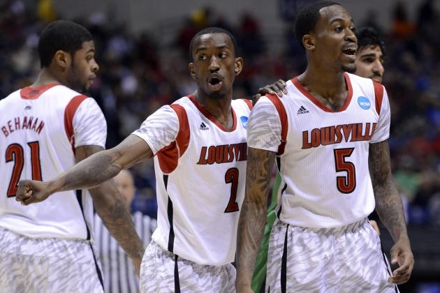 Kevin Ware's Injury Provides Louisville with Extra Motive to Win National Title