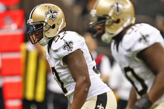 Saints Putting Pieces Together for 3-4 Defense