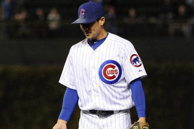 Cubs Place Darwin Barney on DL with Deep Cut on Knee