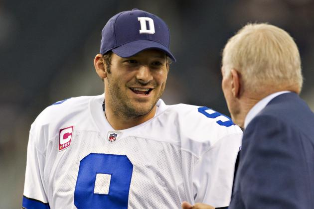 The Truth About Tony Romo's 4 Different Cowboys Contracts