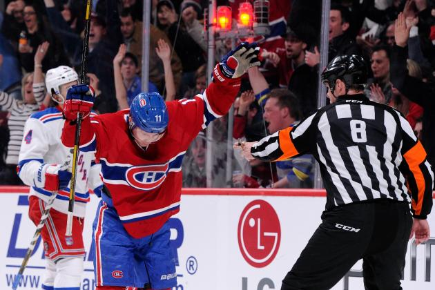 Montreal Canadiens' Biggest Needs at the 2013 NHL Trade Deadline