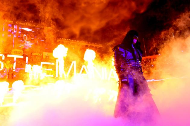 Wrestlemania XXIX: Why Is the Undertaker's Streak so Important?