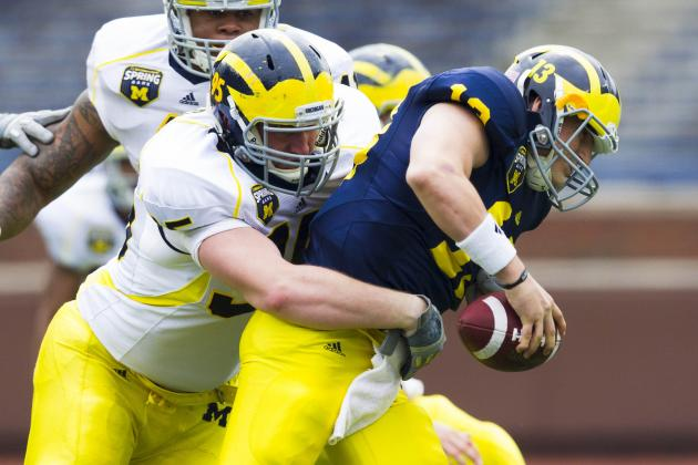 Justin Boren Part II? Former Wolverine Chris Rock Now at Ohio State
