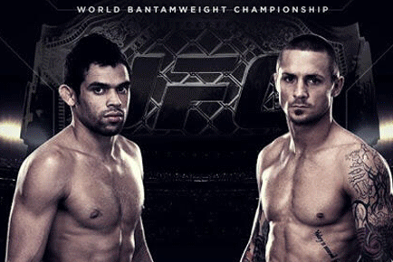 'UFC 161: Barao vs. Wineland' Official Event Poster