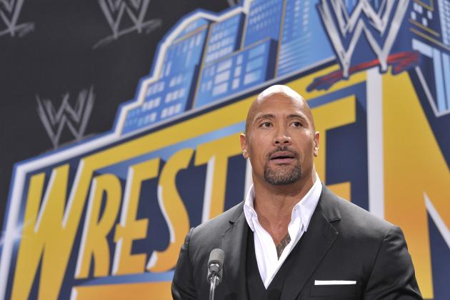 WrestleMania 29 Should Be the Last for The Rock