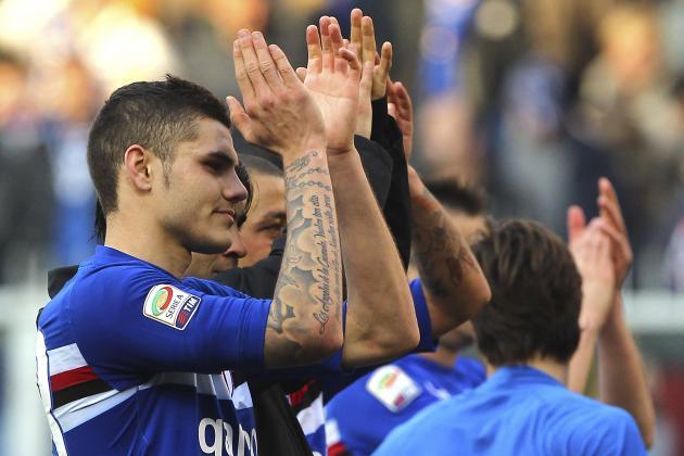 Sampdoria Put Transfers on Hold