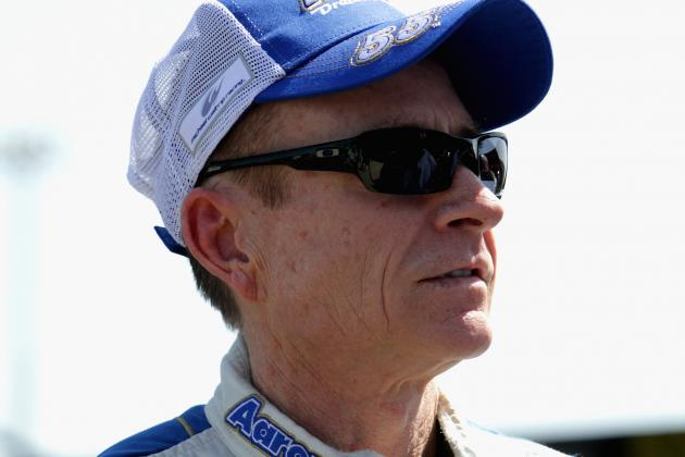 Martin to Run Martinsville Race for JGR Before Returning to Waltrip Team