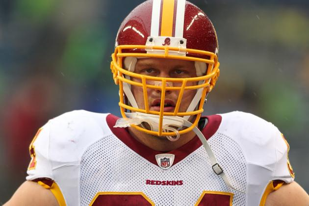 Redskins Player: Having Gay Teammate Wouldn't Be a Big Deal