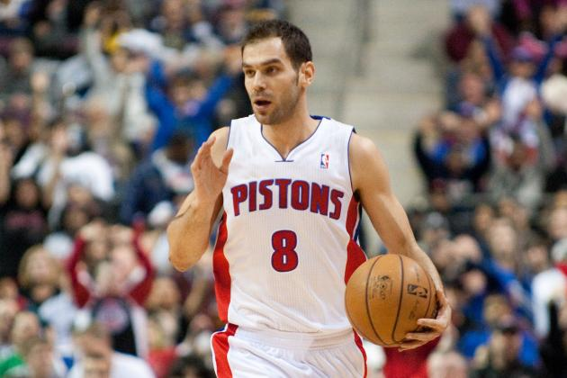Should Jose Calderon Be Re-Signed, and Under What Conditions?