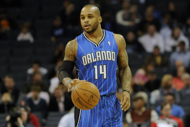 Jameer Nelson Faces Sprained Ankle