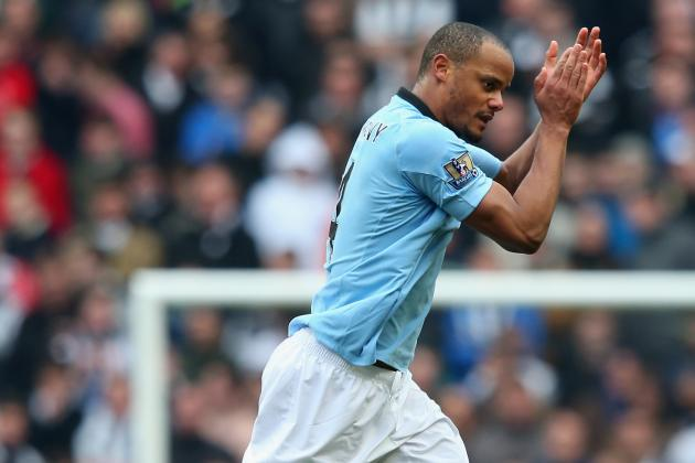 Vincent Kompany: Strong Finish Vital for Next Season