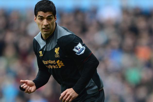 Carragher: Luis Suarez Is One of the Best I've Played With