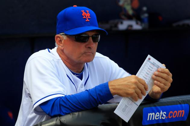 Terry Collins Balances Patience with Job Performance in Contract Year