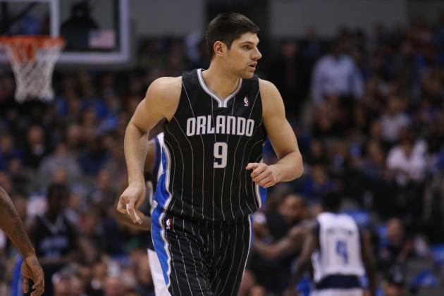Vucevic Will Try to Improve His Game During the Offseason