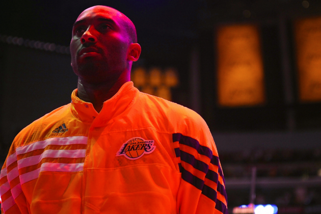 Kobe Bryant Says He'll Decide on Retirement This Summer