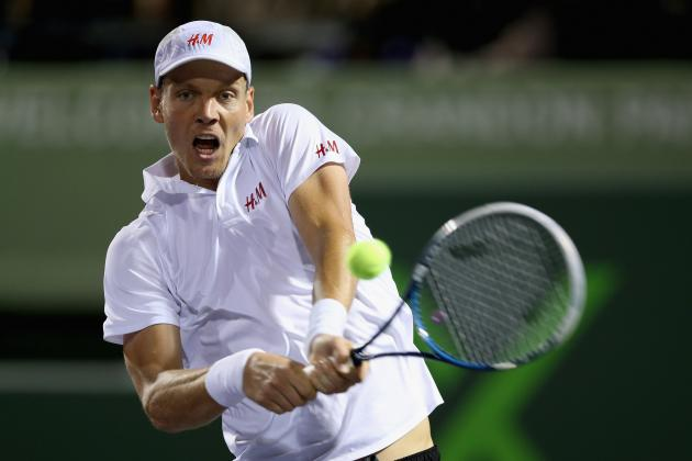 Injured Berdych to Miss Davis Cup