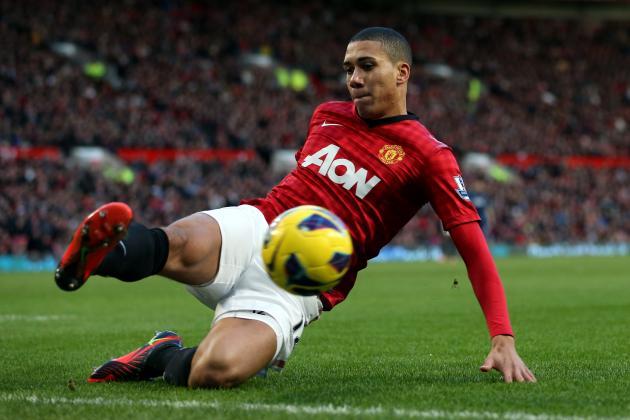 Manchester United Defender Chris Smalling Wants Revenge on Manchester City
