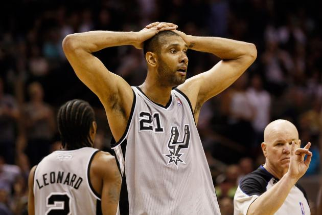 Breaking Down How Tim Duncan Plays Vital Role in San Antonio Spurs Offense