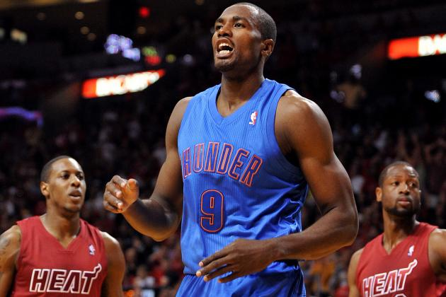 Ibaka and Martin Must Produce to Beat Miami
