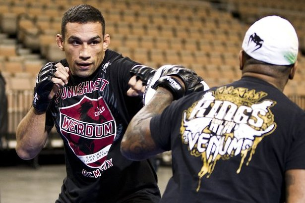 Werdum Wants Heavyweight Title Shot After He 'Beats' Big Nog