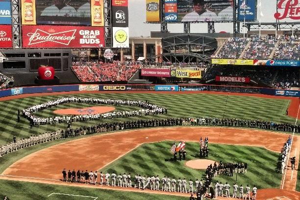 Instagram: Baseball Is Back at Citi Field