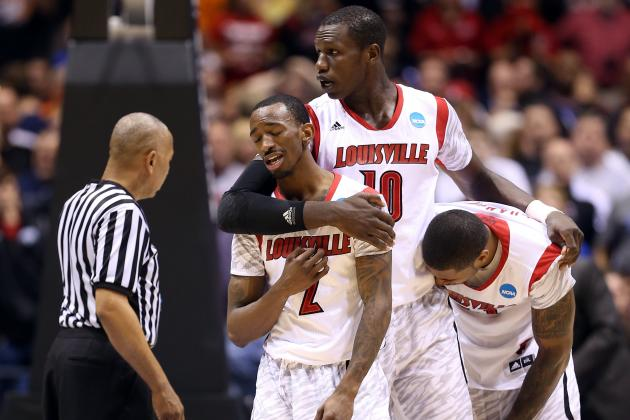 Louisville Basketball: Kevin Ware Will Inspire Cardinals to Final Four Victory