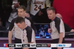 Your Lakers Playoff Conspiracy Video Is Here, and It's Pretty Damaging