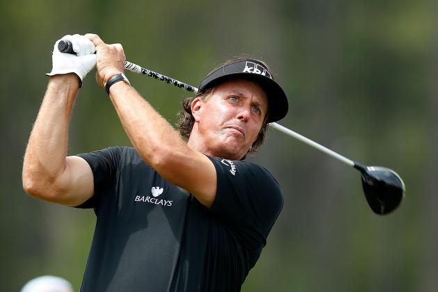 Mickelson Prepares 'Special Club' for Augusta
