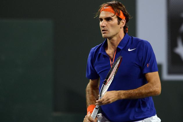 Analyzing Roger Federer's Quest to Regain No. 1 World Ranking