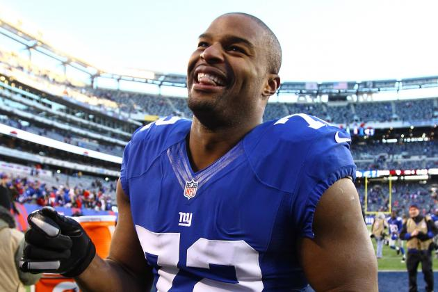 Breaking Down Osi Umenyiora's Contract
