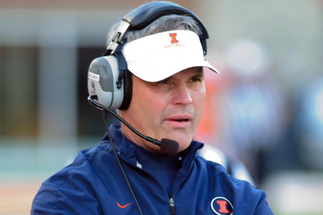 Beckman Wants Chicago Practice 'Every Year'