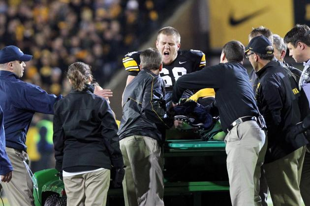 Scherff Returns to Left Tackle