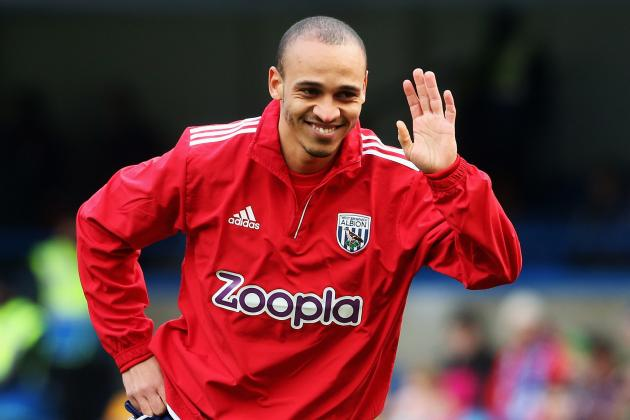 West Brom Boss Steve Clarke Claims Peter Odemwingie Remains Part of His Plans