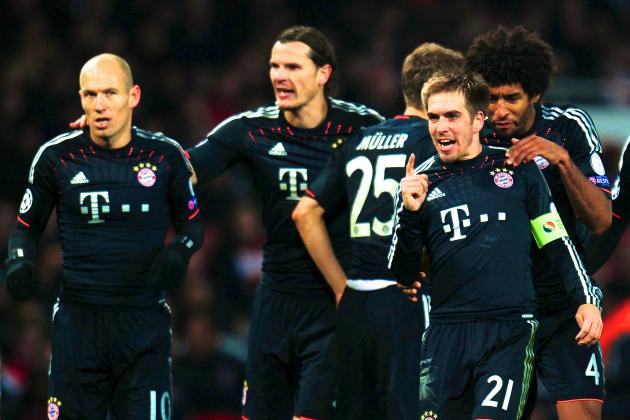 Why Don't Bayern Munich Have the U.S. Appeal of Real Madrid and Barcelona?