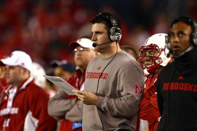 Video: Nebraska O-Coordinator Tim Beck