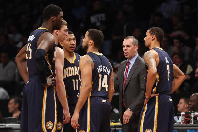 Playoff Losses to Heat Shape Vogel, Pacers' Plans for Prosperity