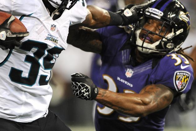 Ravens' Christian Thompson Suspended for First Four Games
