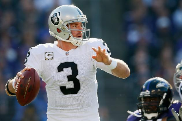 Carson Palmer Trade Rumors: Cardinals Would Regret Making Deal for QB