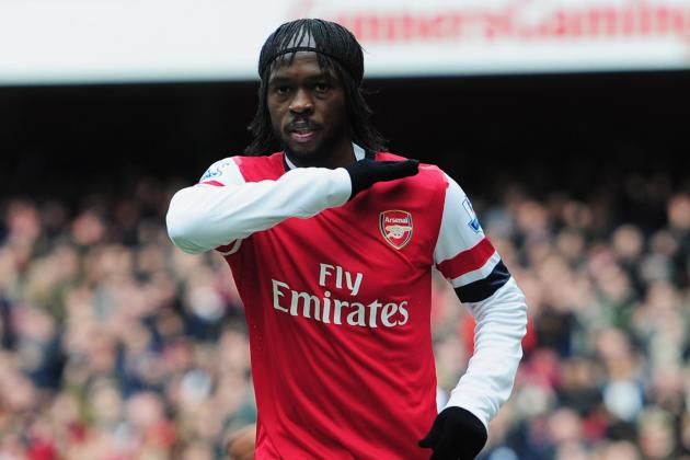 Arsenal Boss Arsene Wenger Feels There Is Still More to Come from Gervinho