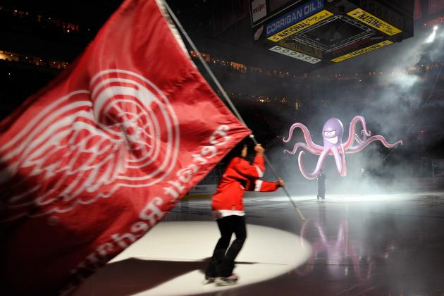 What Are the Detroit Red Wings' Biggest Needs at the 2013 NHL Trade Deadline