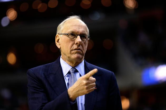 Boeheim: With Emergence of Mitch McGary, U-M Has Nation's Top Offense